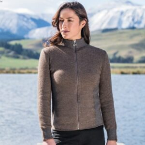 Possum Merino Mink Mt Cook Jacket