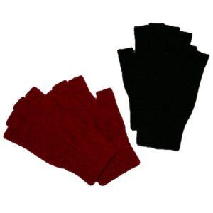 Possum Merino Fingerless Gloves