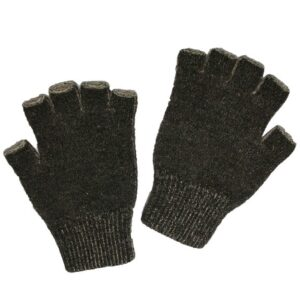 MKM Workwear Fingerless Gloves