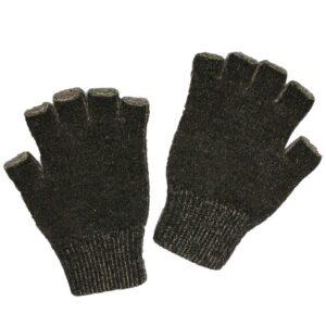 MKM Workwear Fingerless Gloves