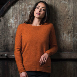 Possum Merino Sale Relaxed Sweater Lifestyle