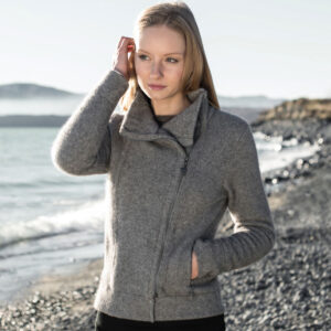Possum Merino Untouched World Felted Fjord Jacket in Loft Lifestyle