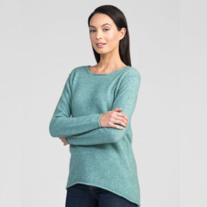 Untouched World Essential Sweater in Serene Full