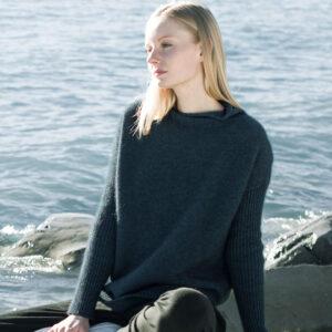 Untouched World Mellow Ecopossum Sweater Lifestyle