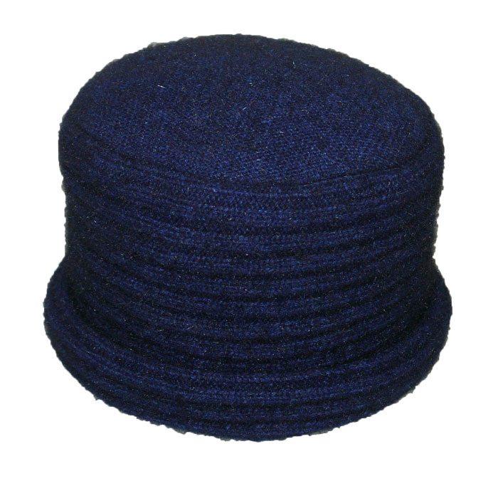 Possum Merino Felted Hat in Zephyr