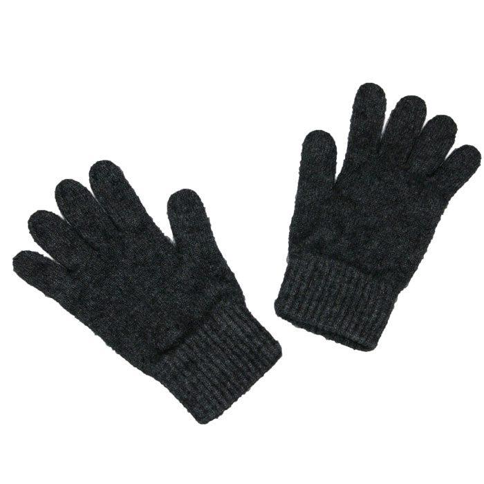 Possum Merino Gloves in Slate